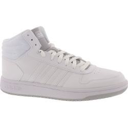 adidas VS Hoops Mid 2.0 Men's White Basketball 8 M found on MODAPINS from Shoemall.com for USD $64.95