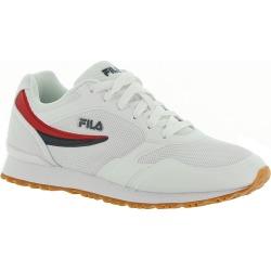 Fila Forerunner 18 Women's White Sneaker 6.5 M found on Bargain Bro Philippines from Shoemall.com for $44.95
