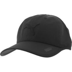 Puma Men's Evercat Martin Running Cap Black Hats One Size