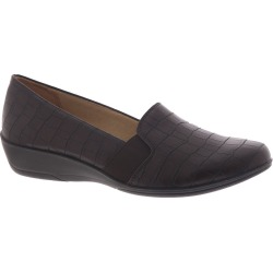 Life Stride Isabelle Women's Black Slip On 7 W found on Bargain Bro India from Shoemall.com for $24.99