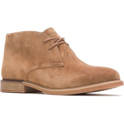 Hush Puppies Bailey Chukka Boot Women's Brown Boot 7 W found on Bargain Bro India from Shoemall.com for $98.99