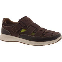 Florsheim Great Lakes Fisherman Sandal Men's Brown Sandal 10.5 XW found on Bargain Bro Philippines from Shoemall.com for $104.95
