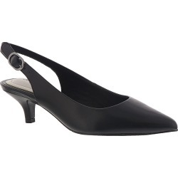 Easy Street Faye Women's Black Pump 6.5 W