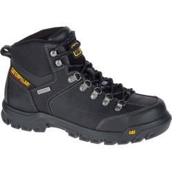 Caterpillar Threshold WP ST Men's Black Boot 11 M found on Bargain Bro India from Shoemall.com for $93.95