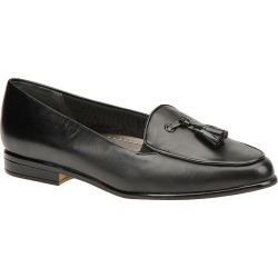 Trotters LEANA Women's Black Slip On 13 B found on Bargain Bro India from Shoemall.com for $89.95
