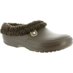 Crocs Classic Blitzen III Clog Unisex Brown Slip On 5 M found on Bargain Bro India from Shoemall.com for $34.99