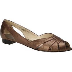 Mark Lemp Classics Zuzu Women's Bronze Slip On 6.5 D found on Bargain Bro from Shoemall.com for USD $30.39