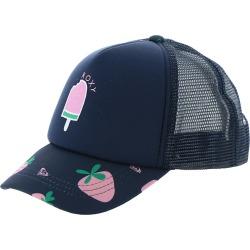 Roxy Girls' Sweet Emotion Hat Blue Hats One Size