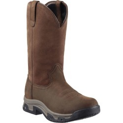 Ariat Terrain Pull-On H20 Men's Brown Boot 7 E2 found on Bargain Bro Philippines from Shoemall.com for $149.95