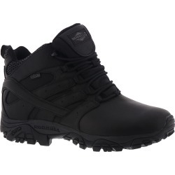 Merrell Work Moab 2 Mid Tactical Response WP Men's Black Boot 9 M found on Bargain Bro from Shoemall.com for USD $121.56