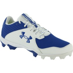 Under Armour Leadoff Low RM Men's Blue Baseball 12 M found on Bargain Bro India from Shoemall.com for $39.95