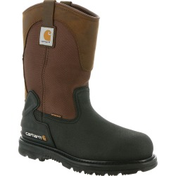 Carhartt Core Insulated Pull On Men's Black Boot 10 M found on MODAPINS from Shoemall.com for USD $189.95