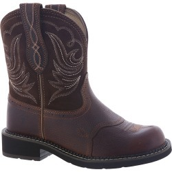 Ariat Fatbaby Heritage Dapper Women's Tan Boot 8.5 B found on Bargain Bro Philippines from Shoemall.com for $89.95