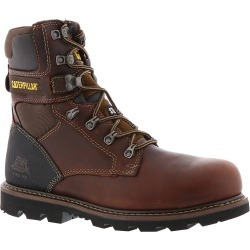 Caterpillar Indiana 2.0 Steel Toe Men's Brown Boot 13 W found on Bargain Bro Philippines from Shoemall.com for $141.95
