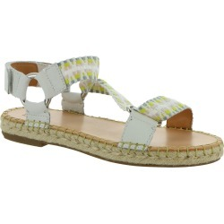 Frye & Co Kole Asymmetrical Women's Green Sandal 8.5 M found on Bargain Bro from Shoemall.com for USD $36.47