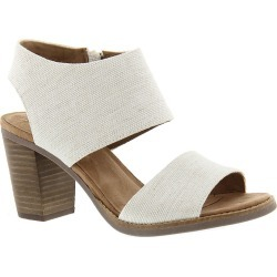 TOMS Majorca Cut Out Women's Bone Sandal 7.5 M found on Bargain Bro Philippines from Shoemall.com for $88.95