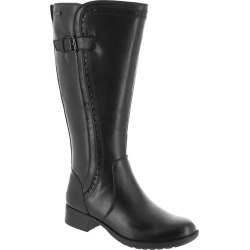Rockport Cobb Hill Collection Copley Tall WP Women's Black Boot 8.5 W found on Bargain Bro India from Shoemall.com for $239.95