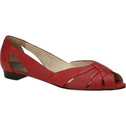 Mark Lemp Classics Zuzu Women's Red Slip On 10.5 A3 found on Bargain Bro from Shoemall.com for USD $30.39