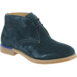 Hush Puppies Bailey Chukka Boot Women's Navy Boot 9.5 W found on Bargain Bro India from Shoemall.com for $109.95