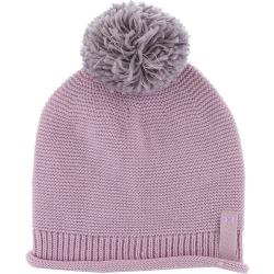 Under Armour Women's Essentials Pom Beanie Pink Hats One Size