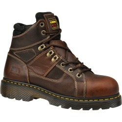 Dr Martens Industrial Ironbridge ST Men's Tan Boot UK 10 US 11 M found on MODAPINS from Shoemall.com for USD $144.95