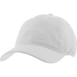 adidas Women's Contender Cap White Hats One Size