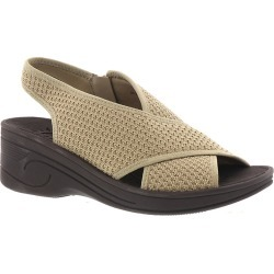 Easy Street Jolly Women's Tan Slip On 9 N found on Bargain Bro India from Shoemall.com for $49.95