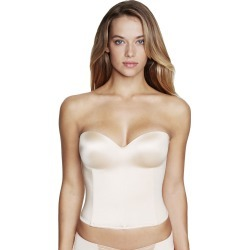 Dominique Ariel Hidden Underwire Bra Tan Bras 36-B found on Bargain Bro Philippines from Shoemall.com for $79.95
