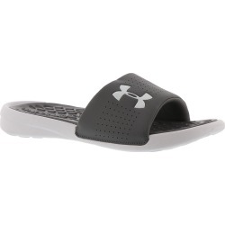 Under Armour Palymaker Fixed Strap Men's Grey Sandal 9 M