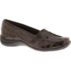 Easy Street PURPOSE Women's Brown Slip On 11 W2 found on Bargain Bro Philippines from Shoemall.com for $49.95