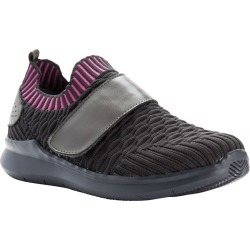 Propet TravelBound Strap Women's Grey Sneaker 9 W found on Bargain Bro Philippines from Shoemall.com for $79.95