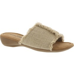Minnetonka Samara Women's Tan Sandal 9 W found on Bargain Bro Philippines from Shoemall.com for $59.95