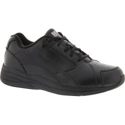 Drew Men's Force Walking Shoe Black Walking 9 D found on Bargain Bro from Shoemall.com for USD $125.36