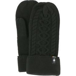 Smartwool Women's Bunny Slope Mitten Black Misc Accessories One Size