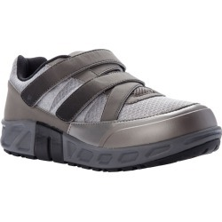 Propet Matthew Strap Men's Grey Walking 11 M found on Bargain Bro Philippines from Shoemall.com for $104.95