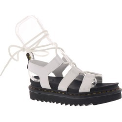Dr Martens Nartilla Hydro Women's White Sandal UK 5 US 7 M found on MODAPINS from Shoemall.com for USD $99.95