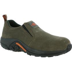 Merrell Work Jungle Moc Alloy Toe Men's Grey Slip On 14 W