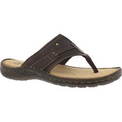 Propet Jonas Men's Brown Sandal 9 E found on Bargain Bro India from Shoemall.com for $60.95