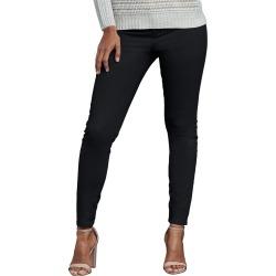 KJ Color Cord Jean Black Pants 4-Regular