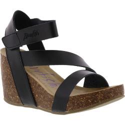 Blowfish Hapuku Women's Black Sandal 8 M