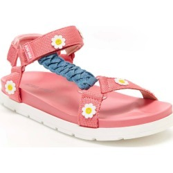 BCBG Girls Brooklyn Girls' Toddler-Youth Pink Sandal 6 Youth M found on MODAPINS from Shoemall.com for USD $38.95