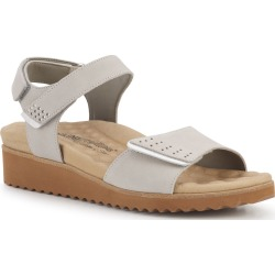 Walking Cradles Heather Women's Grey Sandal 8 W found on Bargain Bro from Shoemall.com for USD $91.16