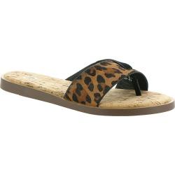 Yellow Box Baran Women's Multi Sandal 7.5 M found on Bargain Bro India from Shoemall.com for $49.95