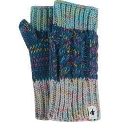 Smartwool Isto Hand Warmers Women's Blue Misc Accessories One Size