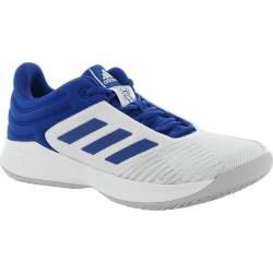 adidas Pro Spark Low 2018 Men's Blue Basketball 8.5 M found on MODAPINS from Shoemall.com for USD $59.95