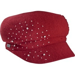 Lynn Cap Red Hats One Size