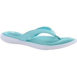 Under Armour Marbella VII T Women's White Sandal 9 M