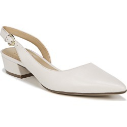 Naturalizer Banks Women's White Pump 6 M