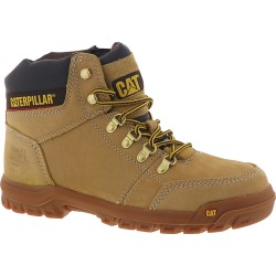 Caterpillar Outline ST Men's Tan Boot 11 M found on Bargain Bro Philippines from Shoemall.com for $82.95