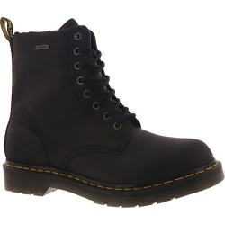 Dr Martens 1460 8 Eye Boot WP Women's Black Boot UK 7 US 9 M found on MODAPINS from Shoemall.com for USD $159.95